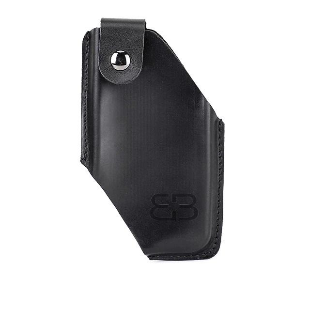 Genuine Leather Smartphone Holder for Men