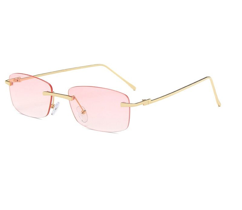 Designer Pink Sunglasses