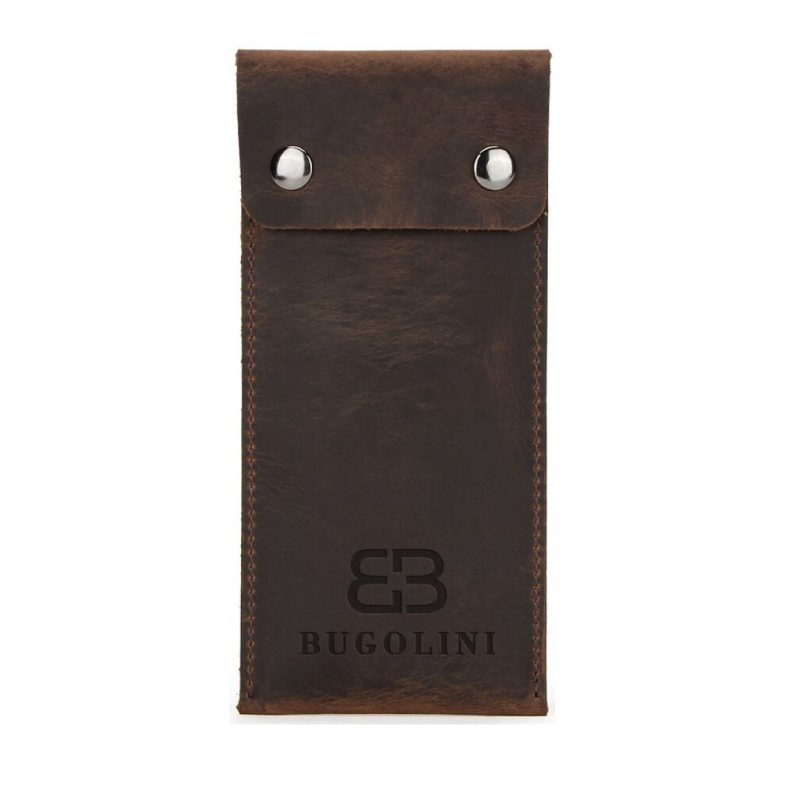 Vintage Leather Watch Case