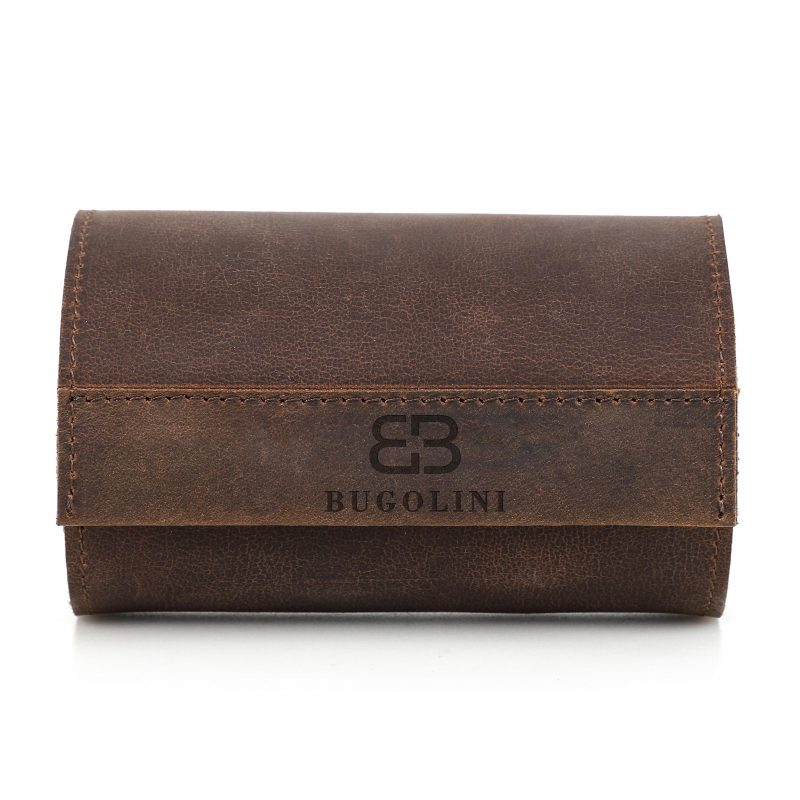 Genuine Leather Watch Case