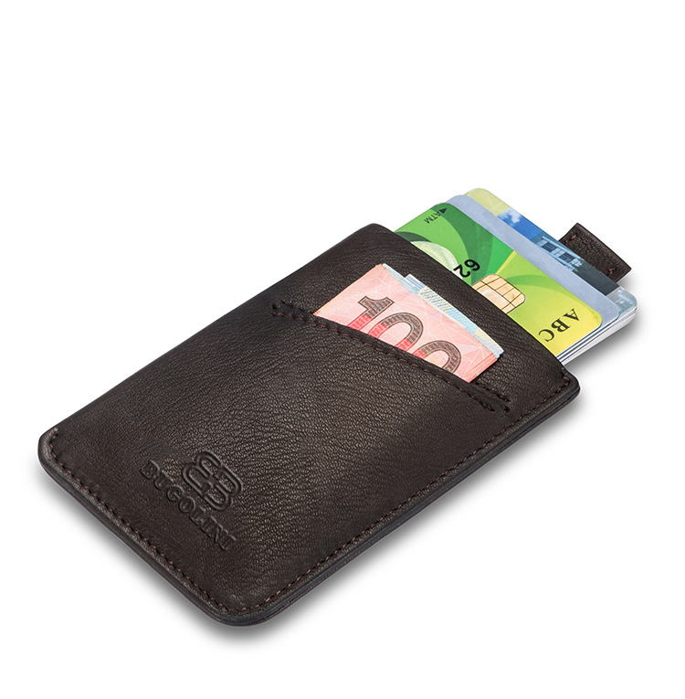 BUGOLINI UTILIS Wallet Card Holder